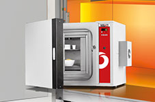 Laboratory ovens & industrial ovens up to 750°C